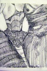 Belle Noire Panel 2