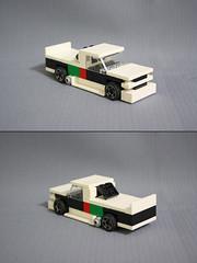 Stock Racing Truck
