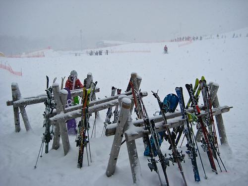 Ski Racks