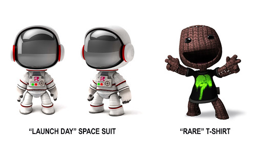 Launch Day Suit, and Rare T-Shirt