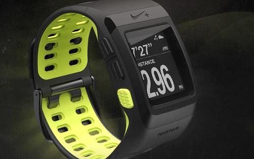 Nike Plus SportWatch GPS - TomTom