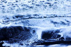 [フリー画像] 自然・風景, 海, 波, 201101241900