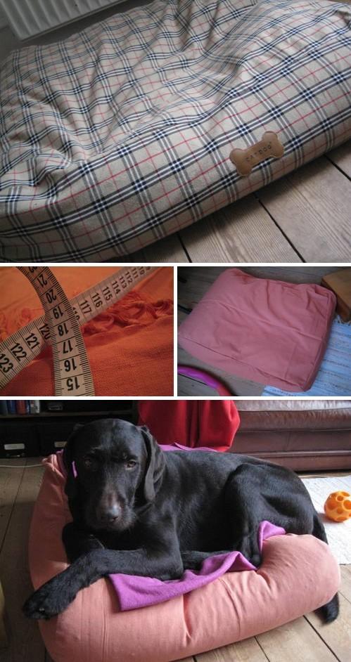 Teddy får ny seng