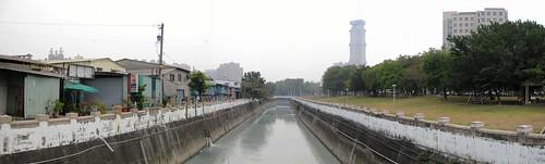 Baozhu Ditch