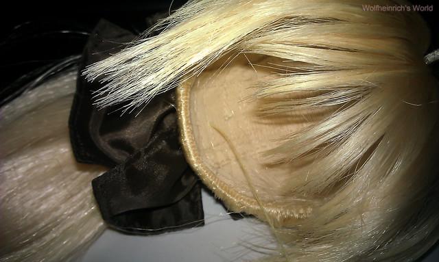 DD Saber Lily セイバー・リリィ Wig Instrumentality Project 補完計劃