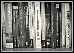 Many Ideas (PRS Images) Tags: bw stilllife books toned ideas nikond7000 ourdailychallenge