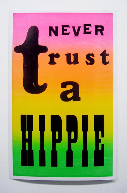 Scott King, Never Trust a Hippie, 2005