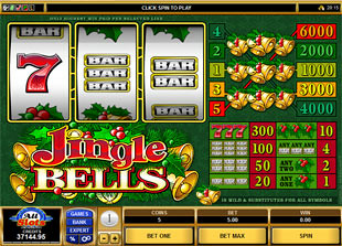 Jingle Bells slot game online review