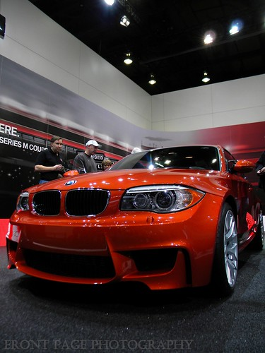 NAIAS 2011, BMW E82 1 Series M