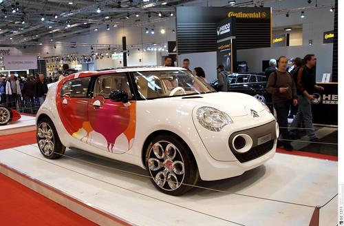 2007 Citroen C-Cactus Concept Car (01)
