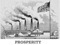 GOP Claims EPA Costs Jobs (Mike Licht, NotionsCapital.com) Tags: usa art history industry ecology employment smokestacks environment economy economics globalwarming factories engravings airpollution cleanairact mikelicht notionscapitalcom