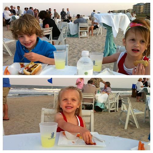 ASOPRS welcome banquet, Ritz-Carlton, Amelia Island, FL