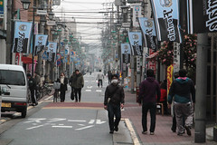Kawasaki (Toni Kaarttinen) Tags: japan  japonia    jap japonsko jaapan  japani japon xapn    japn jepang an tseapin giappone  japna japonija  japo  japonska japn hapon  japonya nht bn japanese kawasaki spring people mask