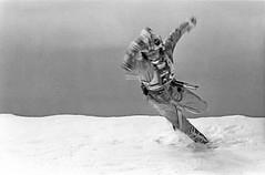 The shot where Mark Hamill injures his thumb (Tom Simpson) Tags: starwars theempirestrikesback empirestrikesback film vintage movie 1979 1980 1970s 1980s behindthescenes markhamill lukeskywalker stunt