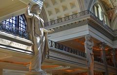 Vegas Caesars Palace II (dr_marvel) Tags: vegas lasvegas nevada casino gambling sculpture venetian hall atrium caesars palace