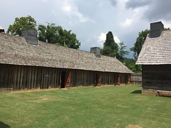 Nachitoches LA; Fort St. Jean Baptiste State Historic Site (Chuck & Alice Riecks) Tags: frenchinfluence stateparks militaryhistory louisiana