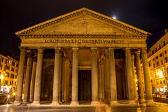 Pantheon (Eric.Burniche) Tags: roma rome romaitaly romeitaly italia italy europe europa ancient ancientrome history travel