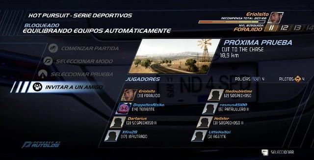 NFS Hot Pursuit (Megapost) Modo Online PC