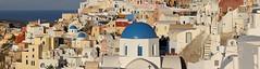 Oia Architecture (Sandra OTR) Tags: light sunset vacation architecture sunrise santorini greece oia cyclades