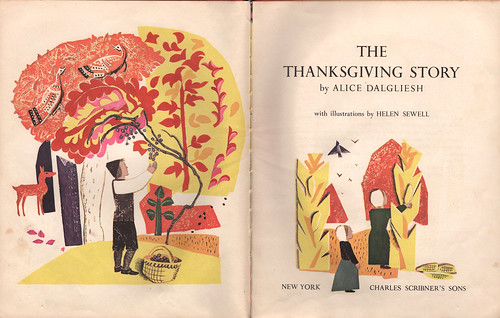 The Thanksgiving Story 1