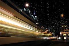 LUCY... in the sky with diamonds (Toni_V) Tags: christmas city longexposure motion blur night weihnachten schweiz switzerland lucy movement europe advent suisse zurich tram zürich savoy bahnhofstrasse 2010 lucyintheskywithdiamonds paradeplatz vbz weihnachtsbeleuchtung sprüngli toniv dsc6526 türler 101127