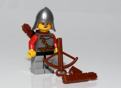 7952 - 2010 Kingdoms Advent Calendar - Day 21 - Lion Archer