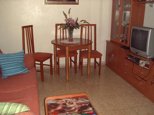 salón comedor amplio. Pida más información en su agencia inmobiliaria Asegil de Benidorm  www.inmobiliariabenidorm.com