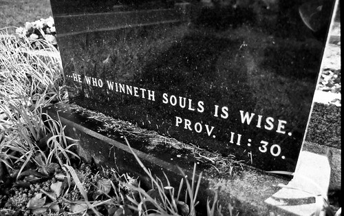 He who winneth souls...