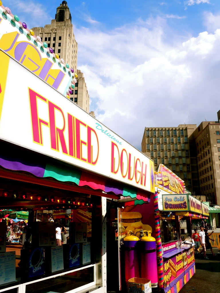 fried dough in providence