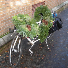 bewreathed xtracycle