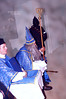 Samichlaus 2009 I (BarbaraWilli) Tags: santa blue samichlaus schmutzli rupprecht
