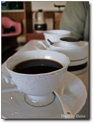 咖啡可以續杯