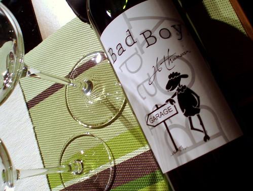 2007 Bad Boy Bordeaux - Jean-Luc Thunevin