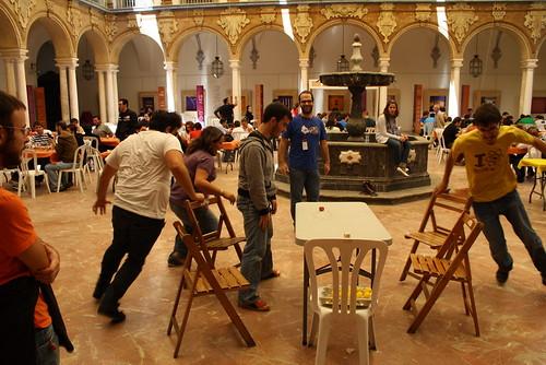 Torneo Universal Danza del Huevo 2010.