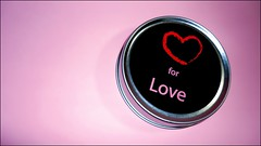 Love (harp92) Tags: new pink red white black love hearts grey sara candles candle heart romance cover saudi romantic ksa    2011              almalki new2011 2011