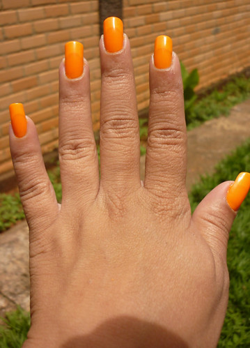 Orange - L.A. Colors(High Voltage)