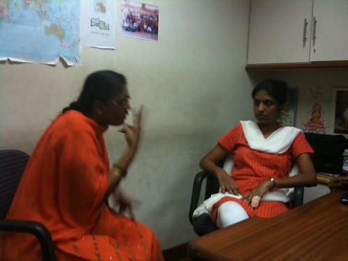 Vidya training Vandana