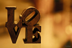 What the world needs is love...  [EXPLORED] (JayCaps) Tags: love focus jay dof bokeh paperweight closeupshot jackson5 canont2i jaycaps giveloveonchristmasday