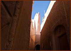 Ghardaia street - M'Zab - Algerie (Justinsoul) Tags: voyage africa leica trip travel art monument architecture algeria town flickr oasis afrika algerie monuments paysage pays ville algrie pais afrique    mzab mozabite  fluidr justinsoul