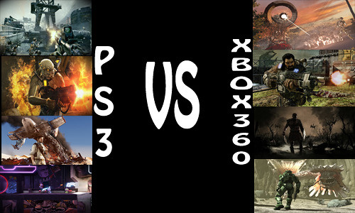 2011 - Xbox 360 Vs  PlayStation 3 Exclusives