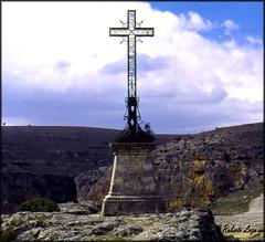 Cruz de San Frutos Segovia