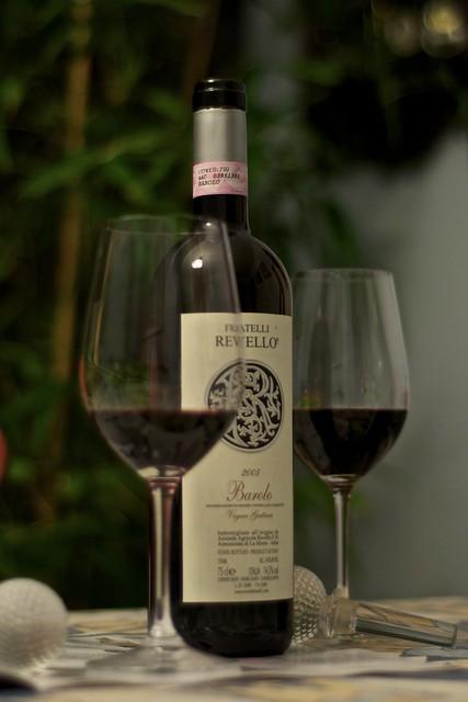 2005 Fratelli Revello Vigna Gattera Barolo