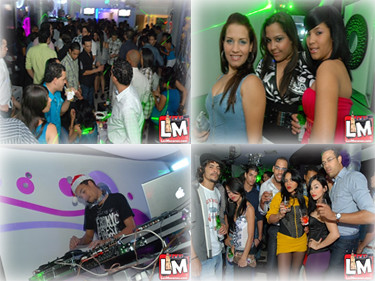 Christmas Shot -Dj Mike @ Moccai Glam Club