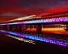 "Phoenix Light Rail Sunset (gbrummett) Tags: arizona colors tempe img4265 phoenixlightrail canonef2470mmf28lusmzoomlens ""flickraward"" canoneos5dmarkiicamera grantbrummett"