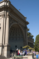 Music Concourse Bandshell, Golden Gate Park