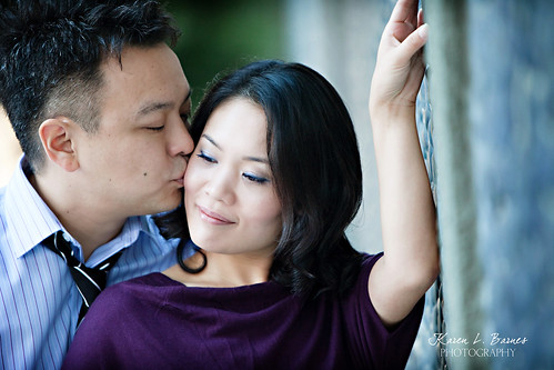 Shima and Sean-Engagement