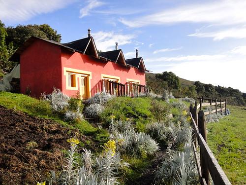Private Cabin at Secret Garden Cotopaxi