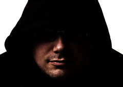 Sith Lord Mirco (bindermichi) Tags: shadow portrait white black male canon germany dark studio eos starwars hoodie model europa europe bonn quote workshop hood mann sith homme 2010 18200mm 1000d mircowilhelm