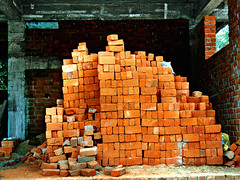 the brick game... (f i  a s) Tags: red india game color colour brick college construction julian flickr sony bricks cybershot kerala medical clay medicine maldives trial tetris bail baked trivandrum malayalam firas thiruvananthapuram brickgame steadyshot wikileaks uniquemaldives firax fias assange dscs2100 httpfirasssblogspotcom cablegate