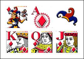 free Jester's Jackpot slot game symbols